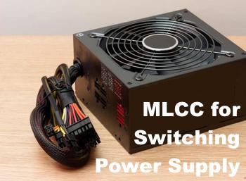 Holy Stone MLCC for Switching Power Supply